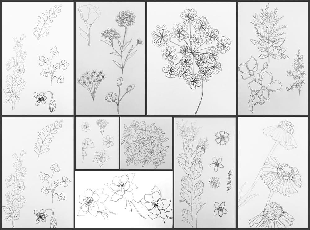 Workshop #3: Designing Focal Point Prints - image 15 - student project