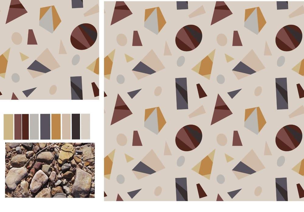 Surface Design in Affinity Designer - image 1 - student project