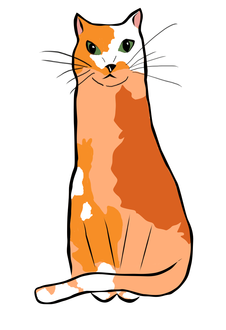 Ginger Tom - image 2 - student project