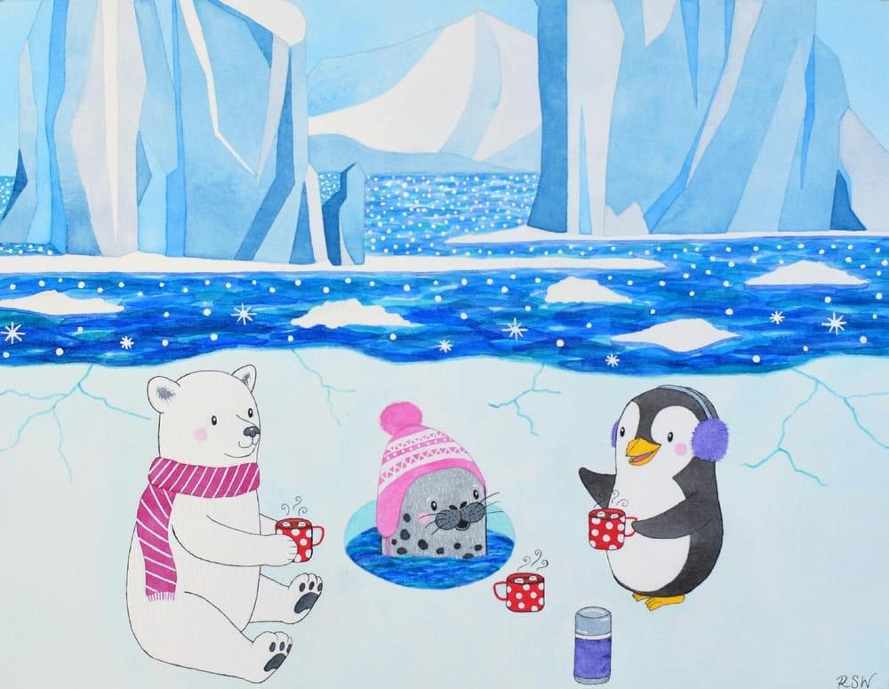 Arctic Friends - image 1 - student project