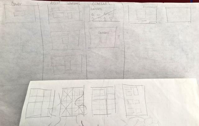 Grad School Application Portfolio - image 3 - student project