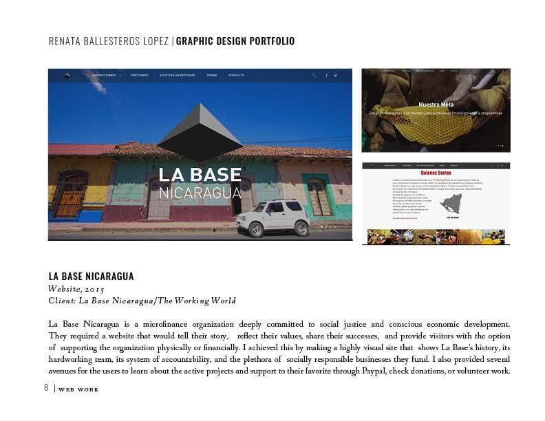 Grad School Application Portfolio - image 13 - student project