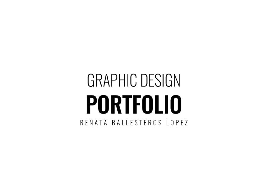 Grad School Application Portfolio - image 1 - student project