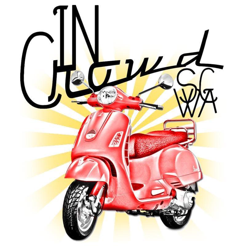 InCrowd SC (Scooter Club) WA (Western Australia) - image 1 - student project