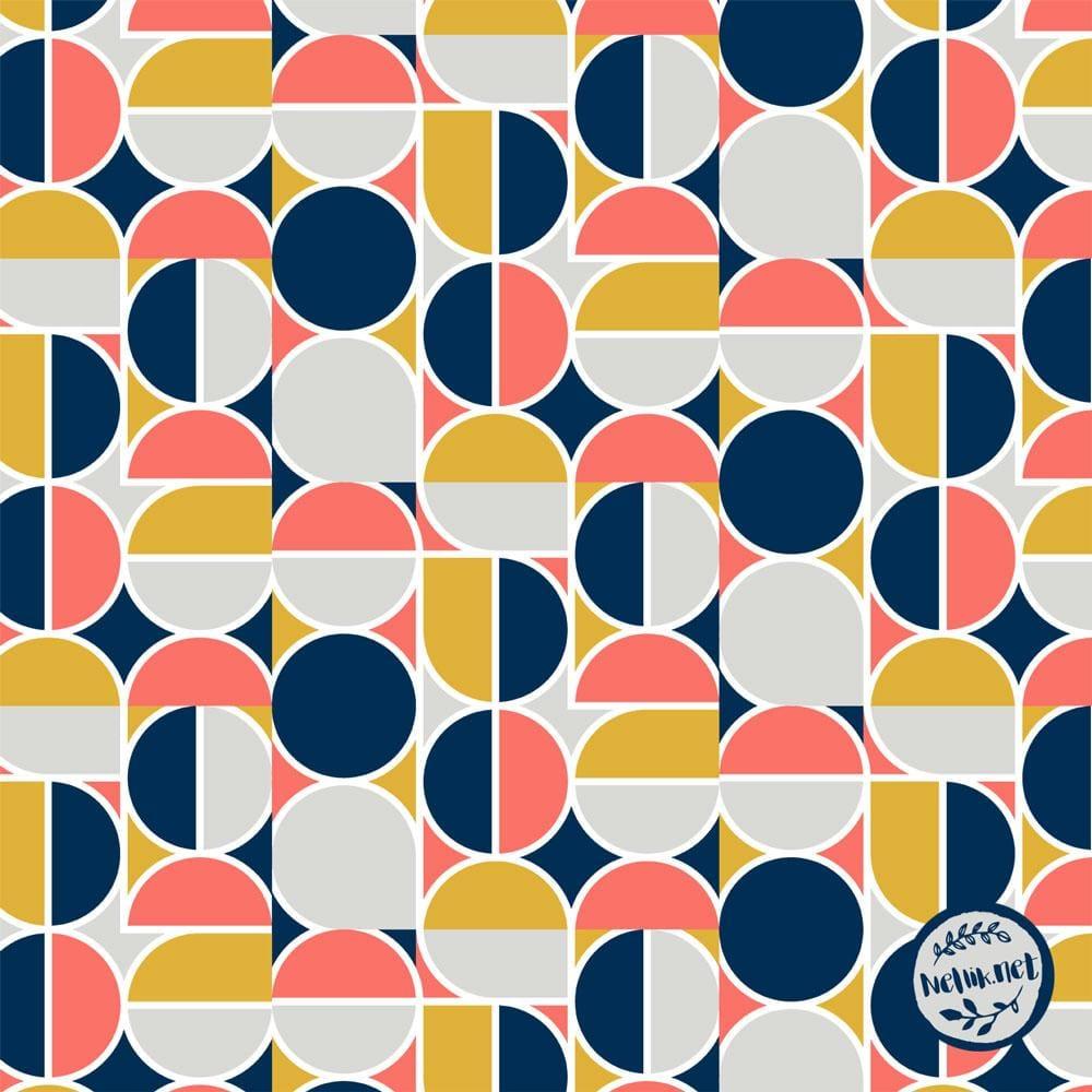 Geometric Tiles - image 6 - student project
