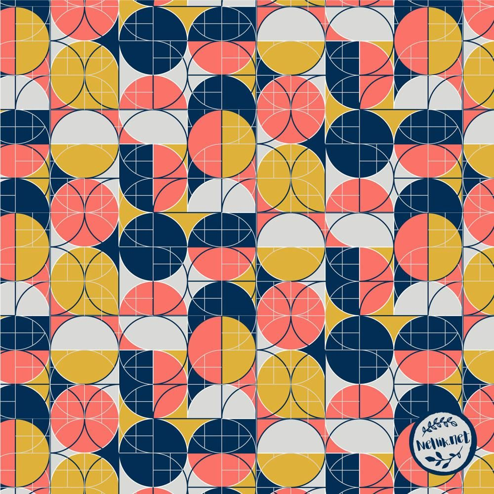 Geometric Tiles - image 5 - student project