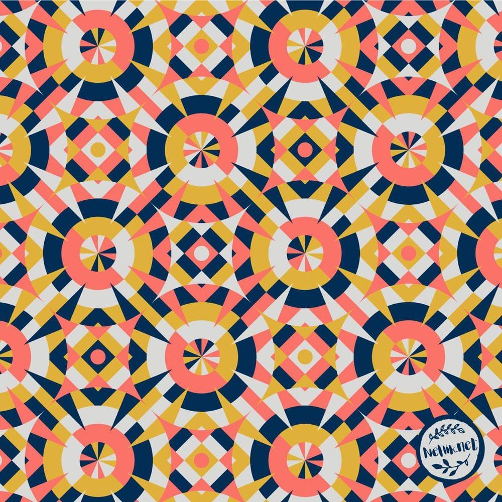 Geometric Tiles - image 4 - student project