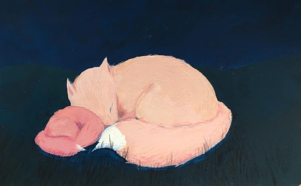 Little sleepy-heads - image 1 - student project