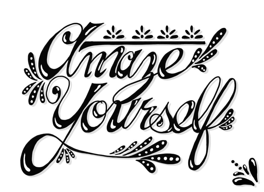 Amaze yourself - image 2 - student project