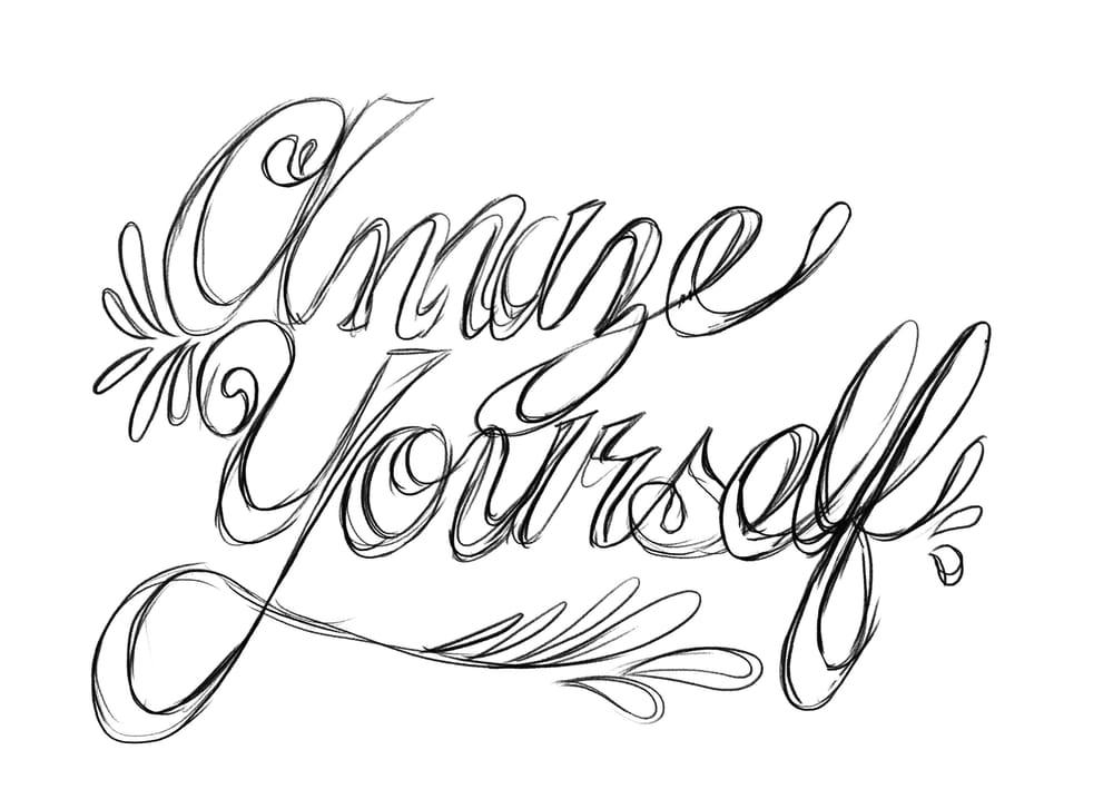 Amaze yourself - image 1 - student project