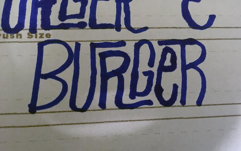 rocky burger - image 4 - student project