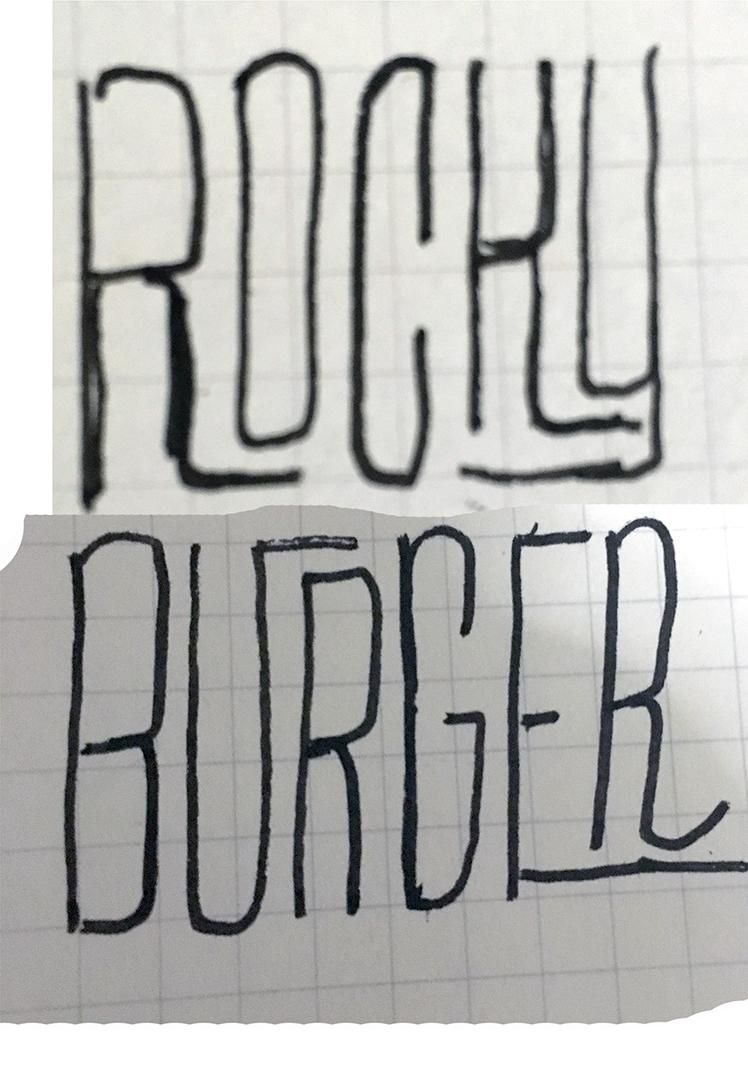 rocky burger - image 6 - student project