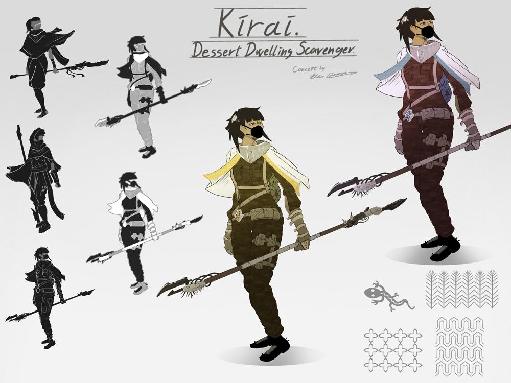 Kirai - image 2 - student project