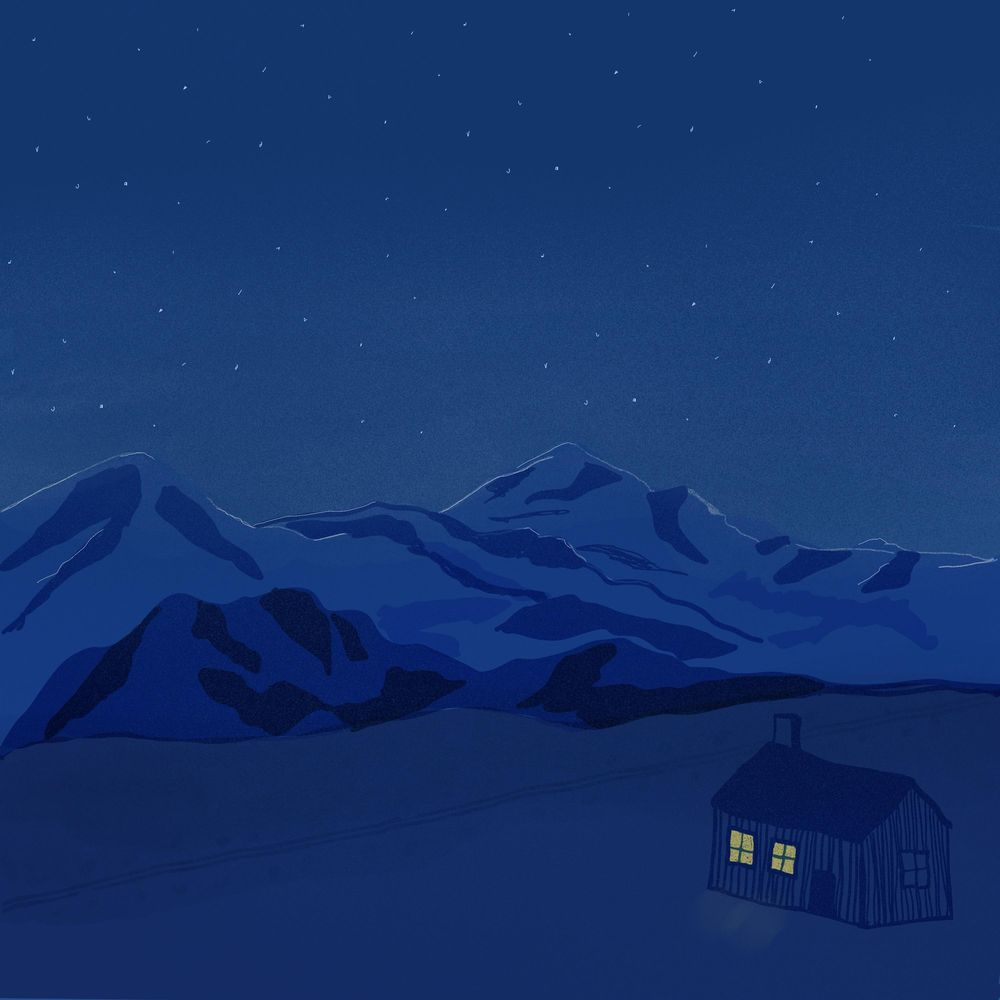 My Norwegians mountain cabin - image 1 - student project
