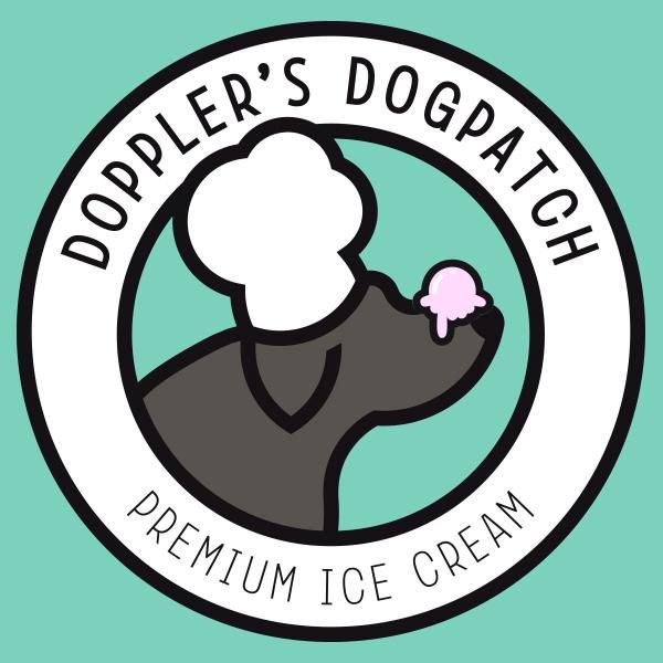 Logo for an ice cream company - image 1 - student project