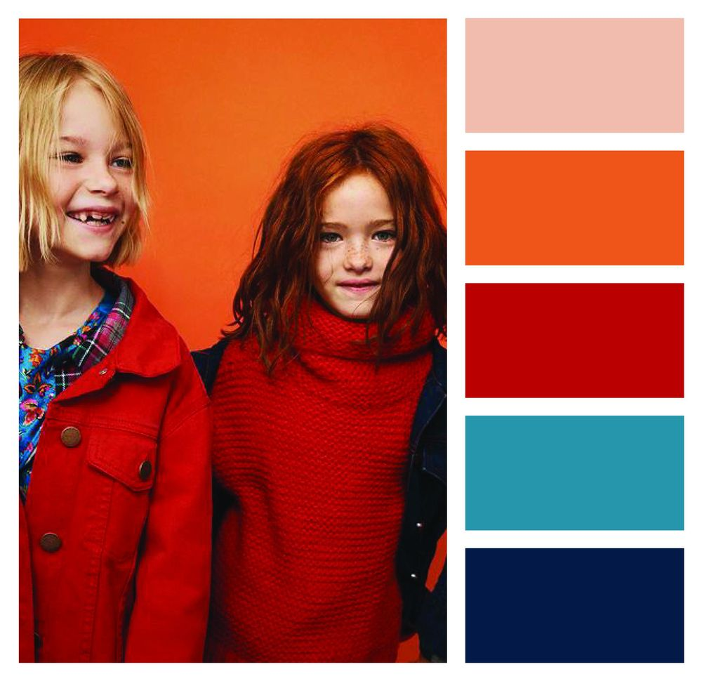 Color Palettes - image 2 - student project