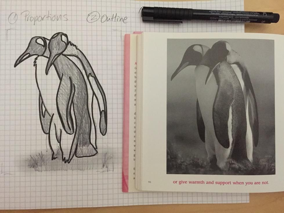 Penguins! - image 4 - student project