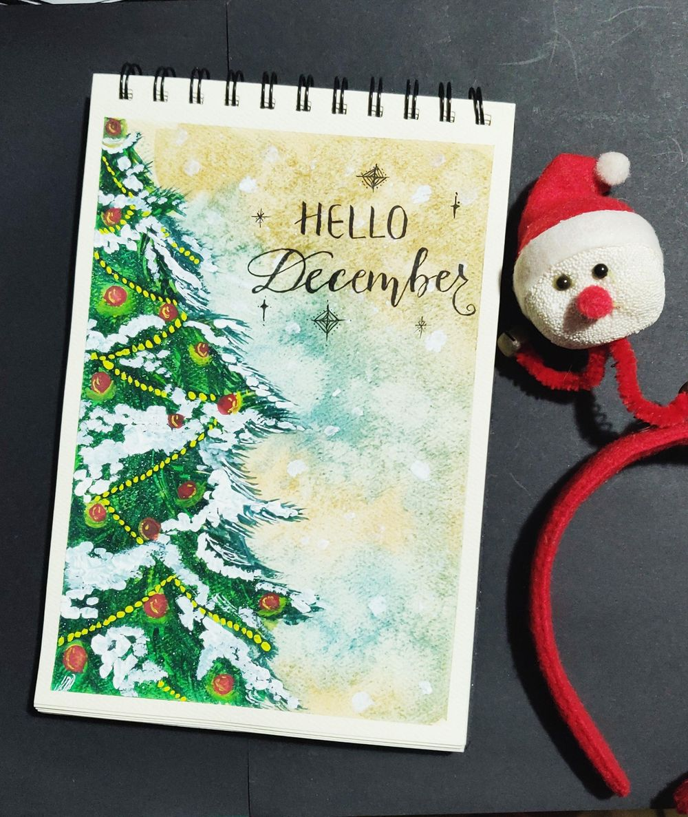 Countdown to Christmassssss!!!!! - image 4 - student project