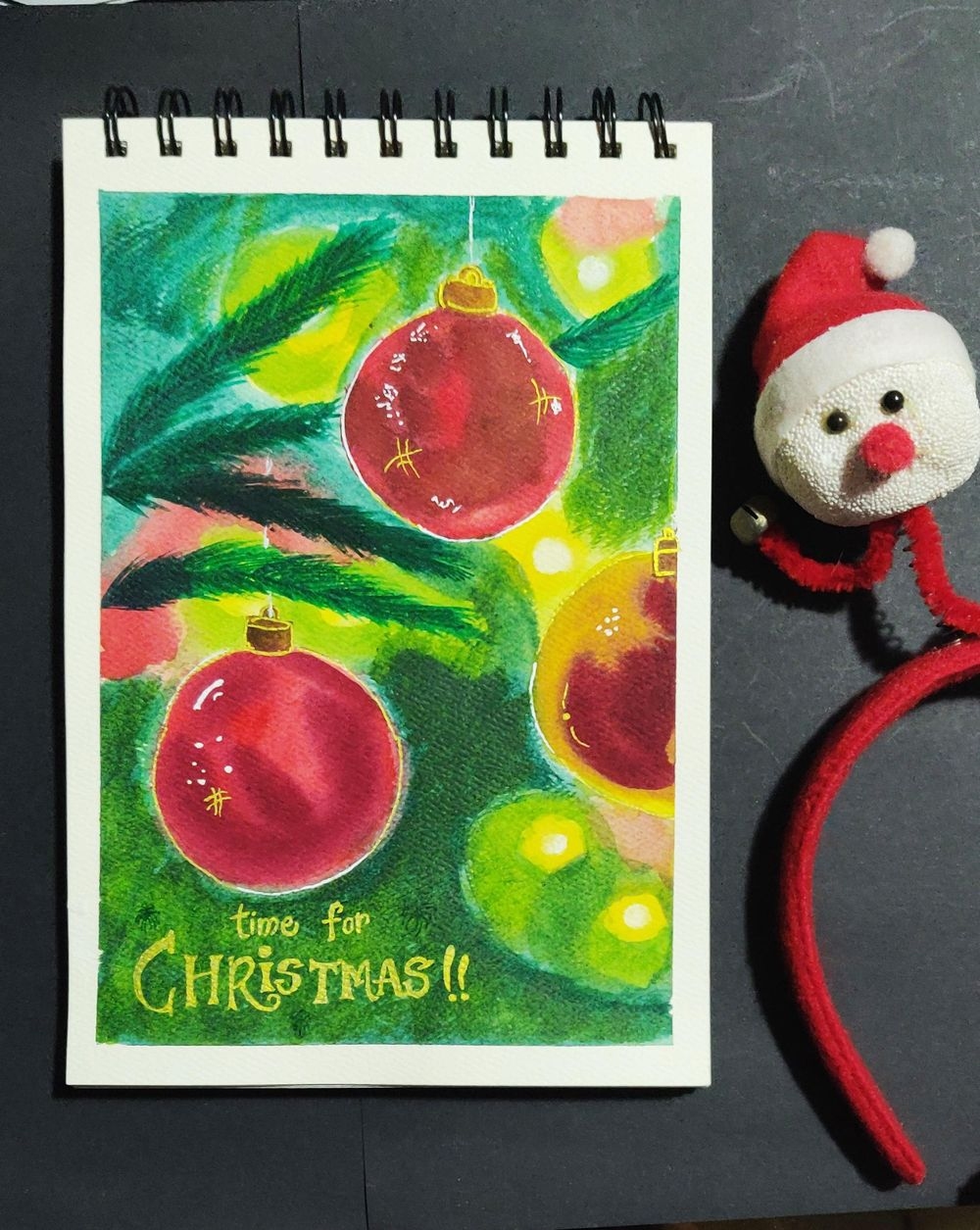 Countdown to Christmassssss!!!!! - image 2 - student project