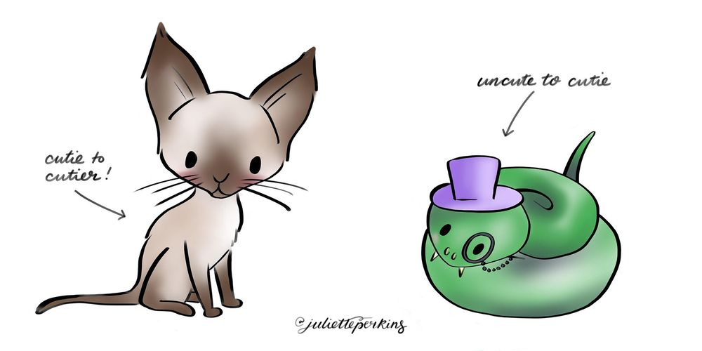 Siamese Cat, Snake, and updated to add a greyhound! - image 1 - student project