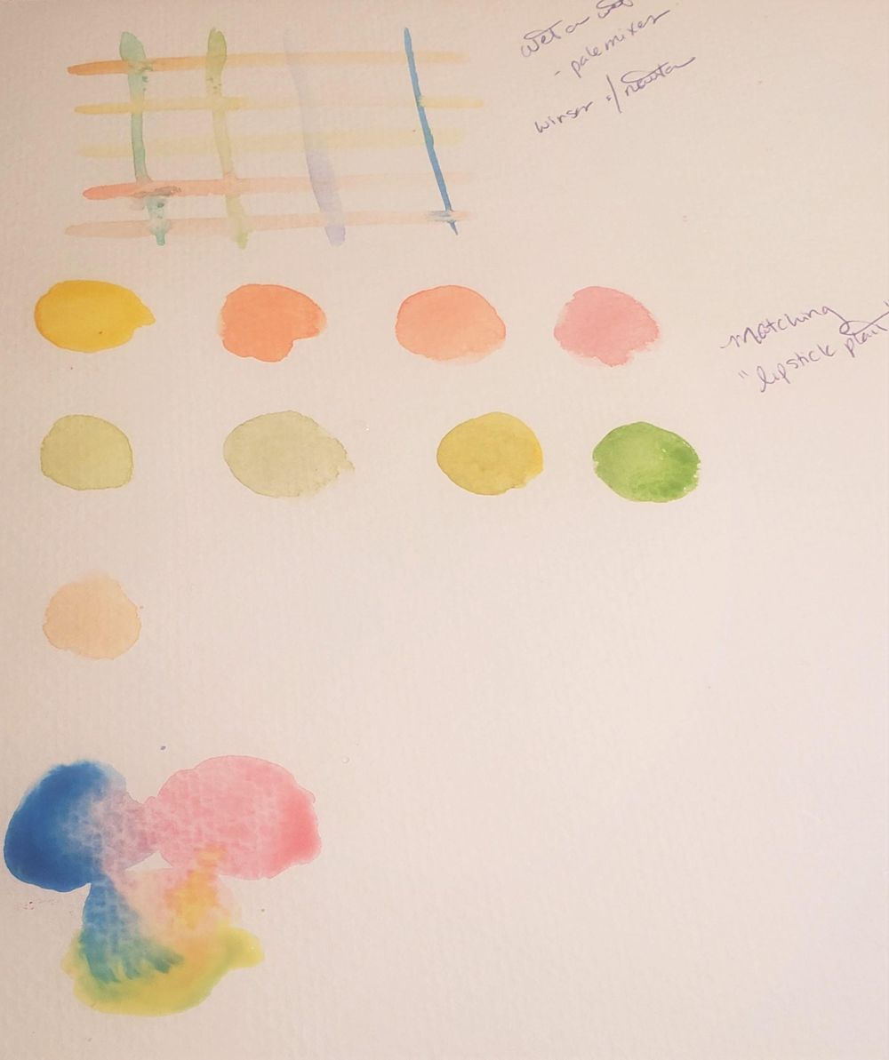 Color Mixes - image 1 - student project