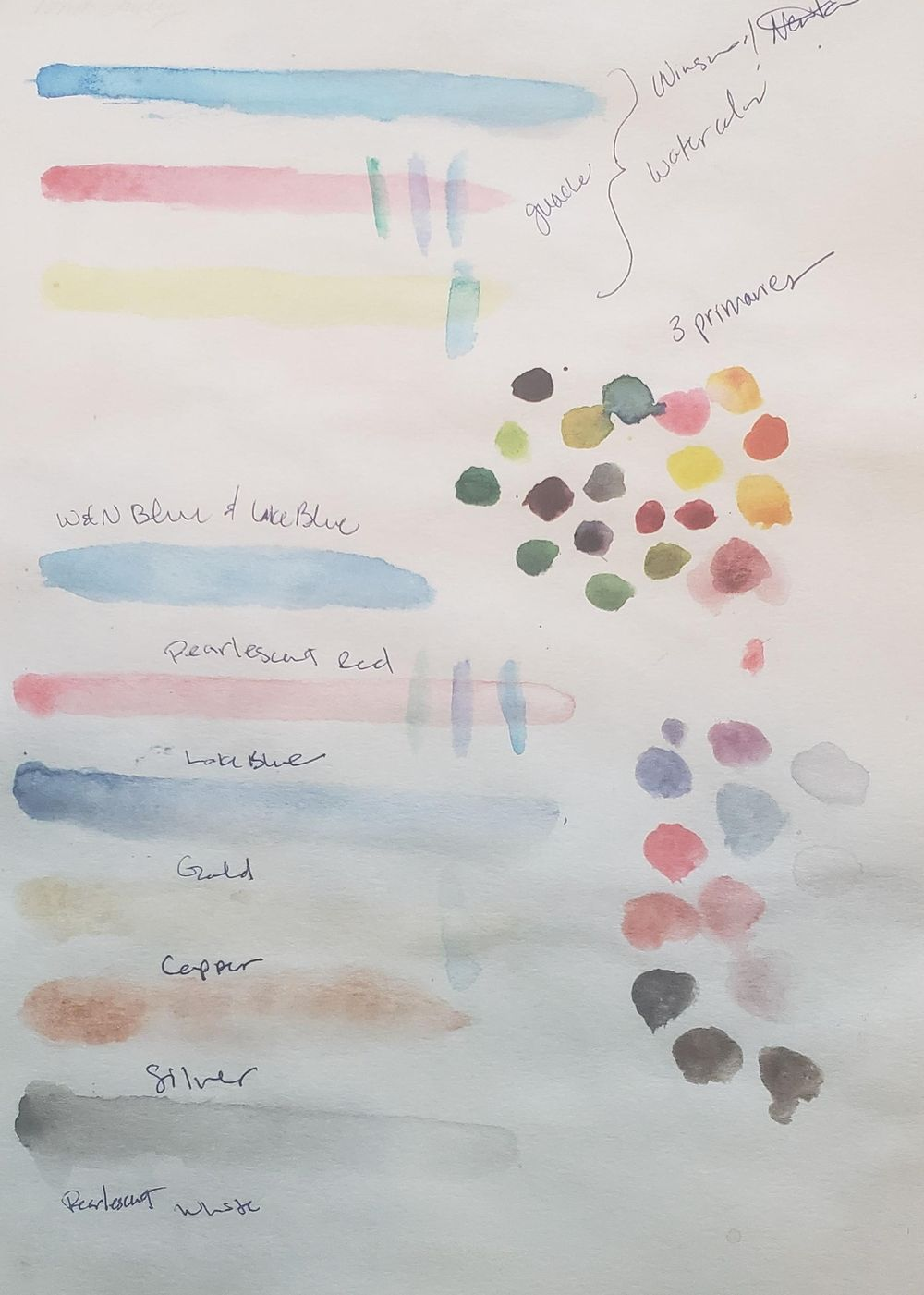 Color Mixes - image 2 - student project