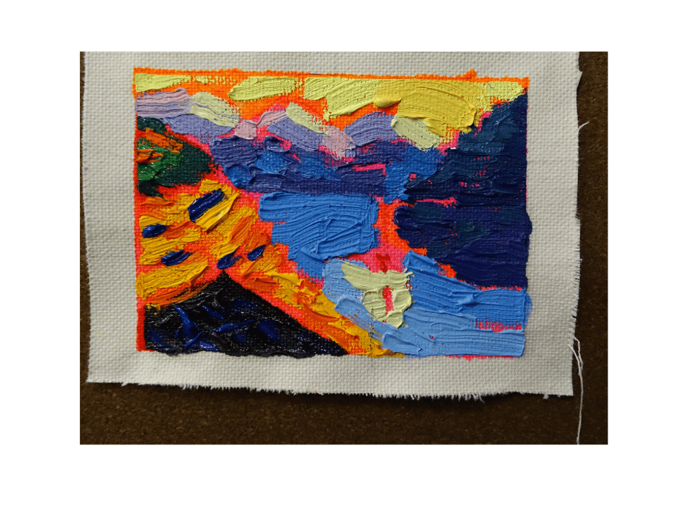 Paint Vibrant Landscapes in Oils - image 4 - student project