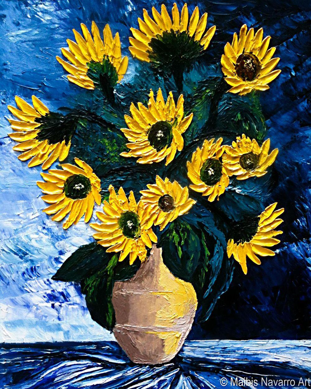 Floral Bouquet Sunflowers - image 1 - student project