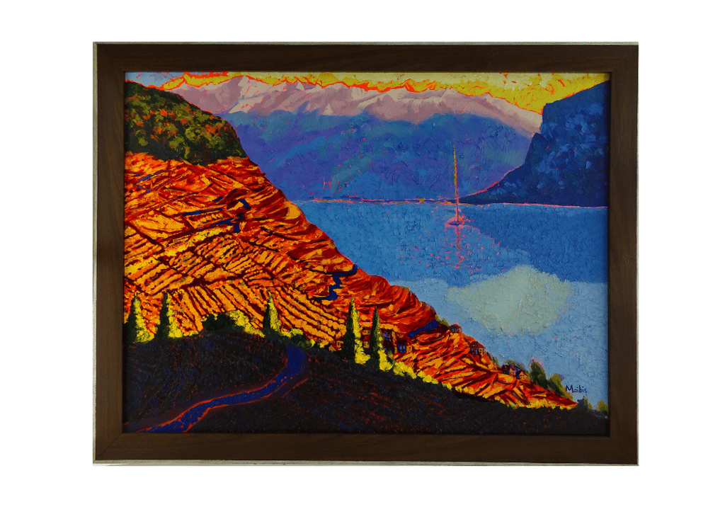 Paint Vibrant Landscapes in Oils - image 6 - student project