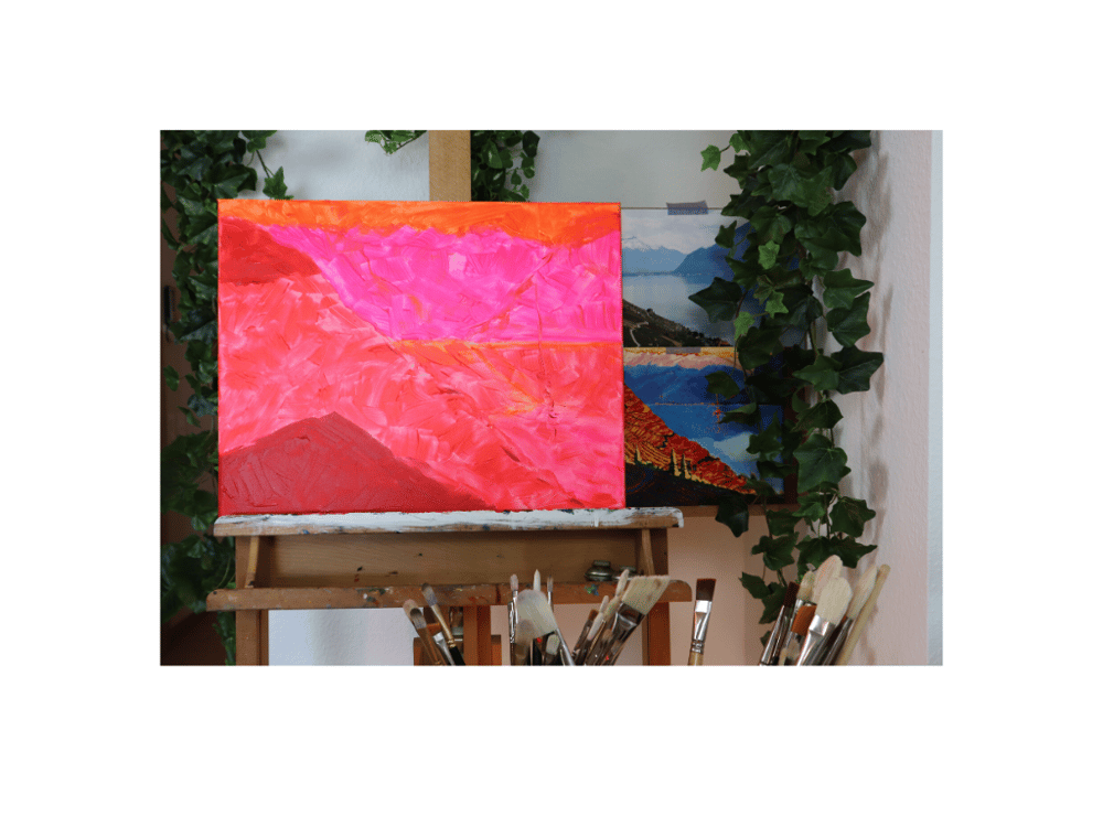 Paint Vibrant Landscapes in Oils - image 5 - student project