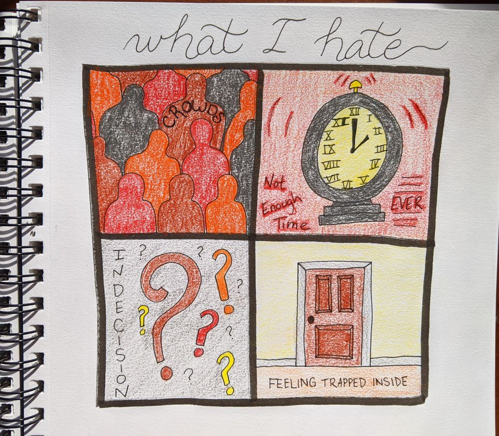 Art Journaling - image 1 - student project