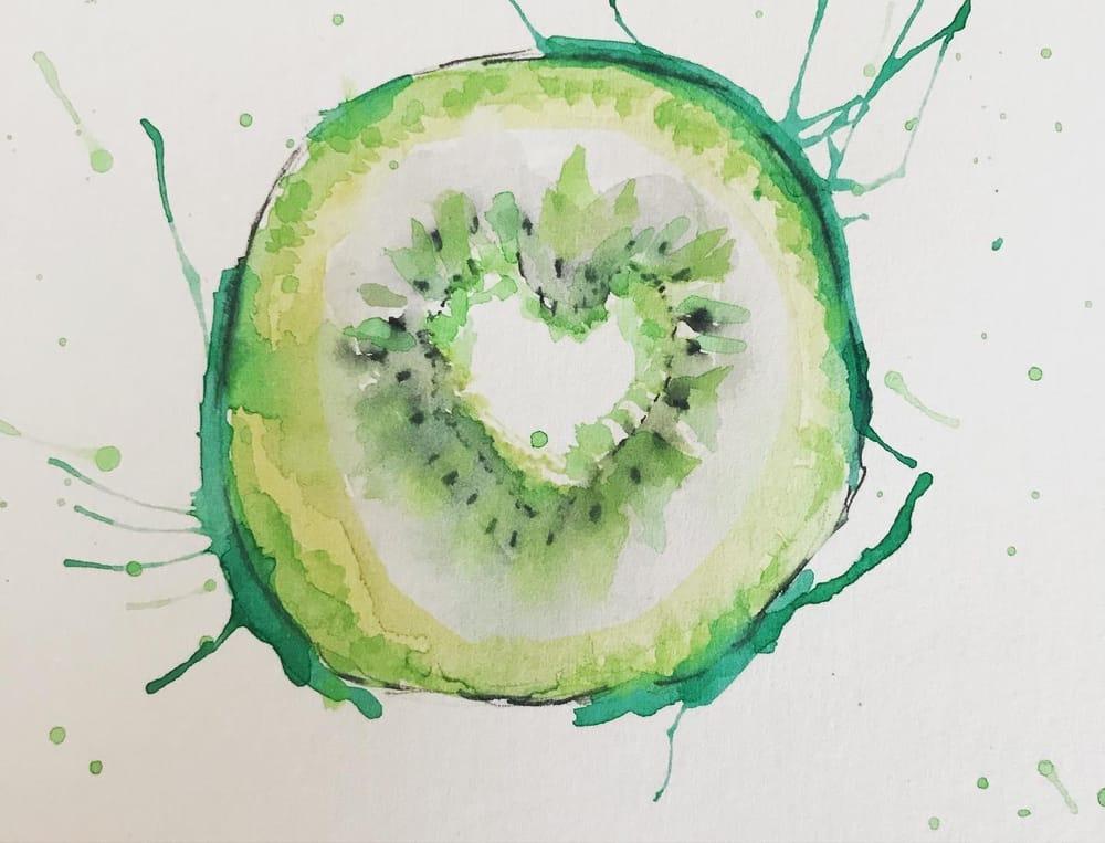 Juicy Kiwi - image 1 - student project