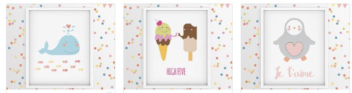 Cute Illustrations - Vica Maya Designs - image 1 - student project