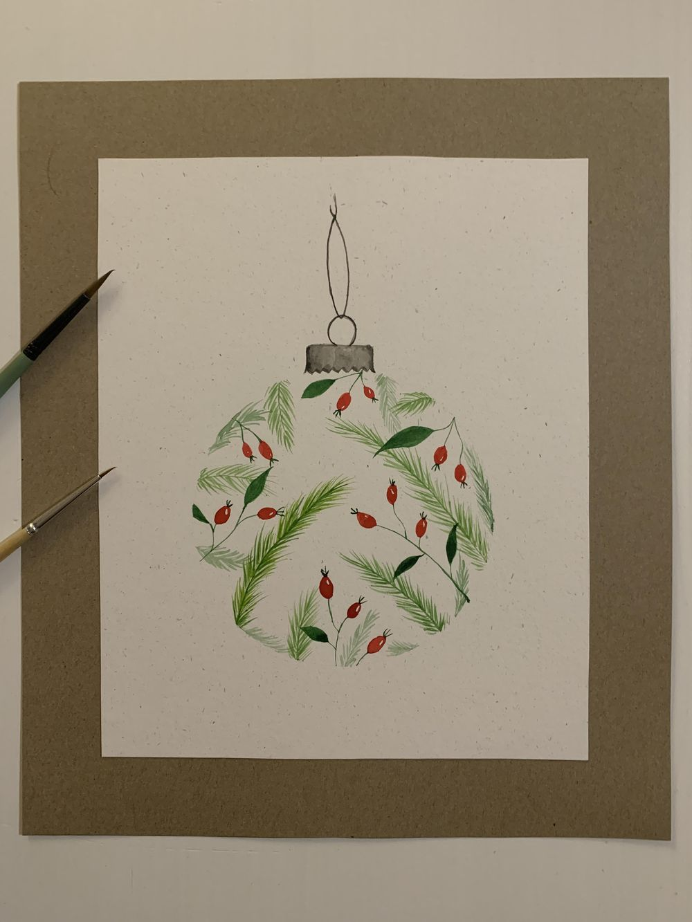 Holiday postcards - image 1 - student project