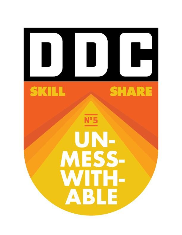 DDC No5 Badge - image 1 - student project