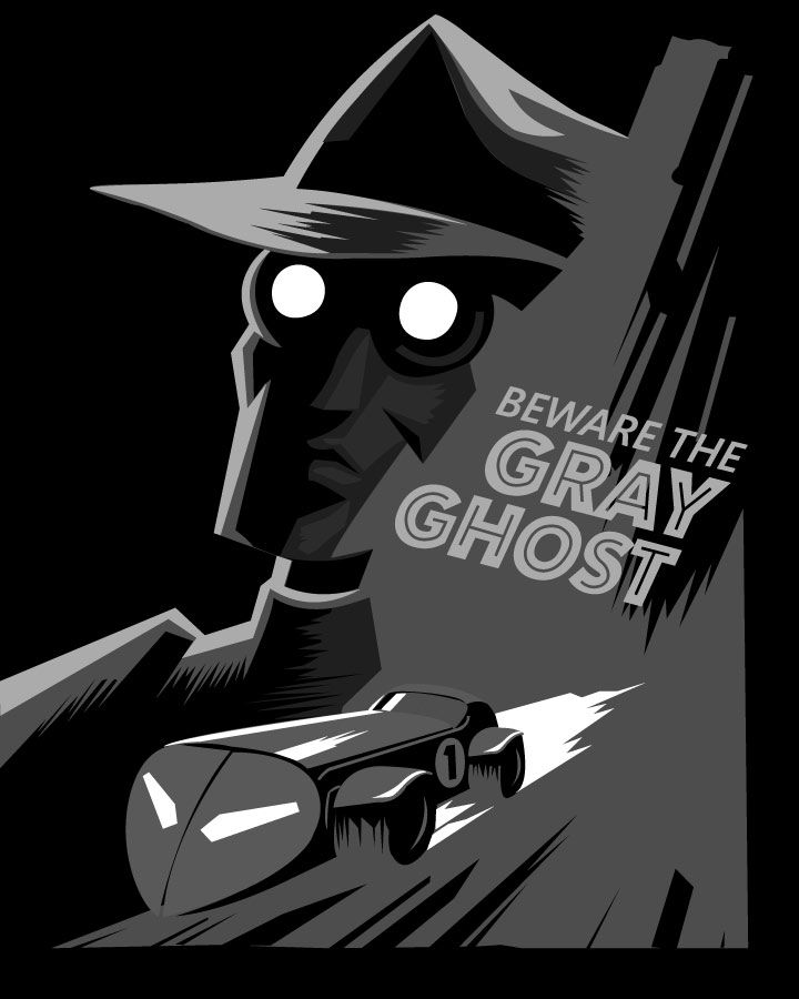 The Gray Ghost - image 2 - student project
