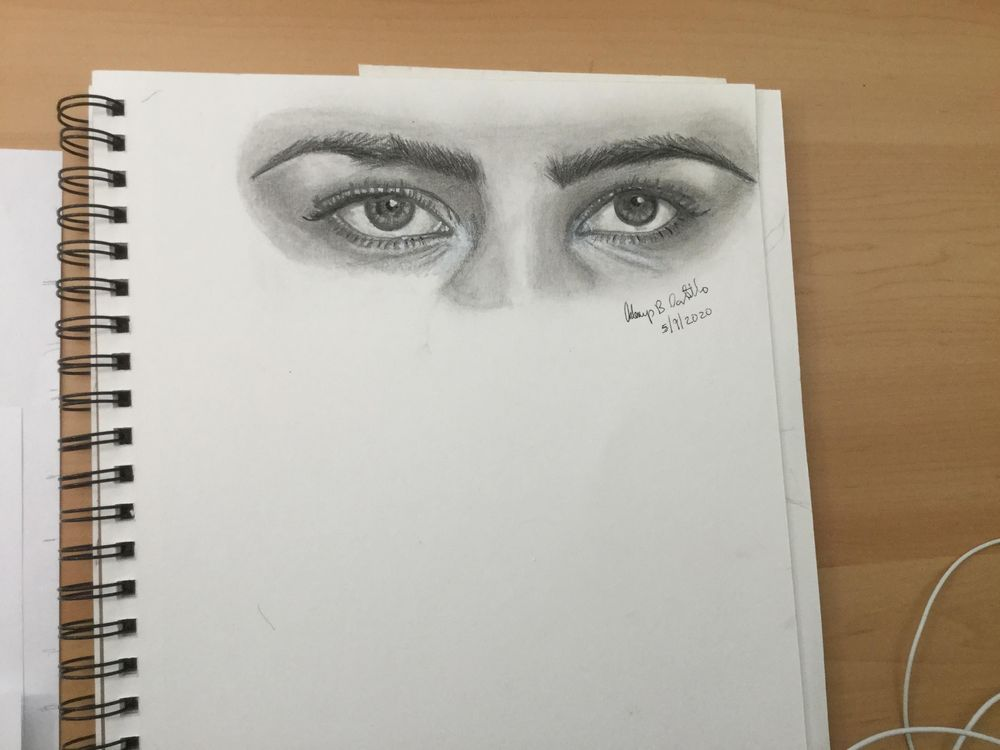 The eyes - image 1 - student project