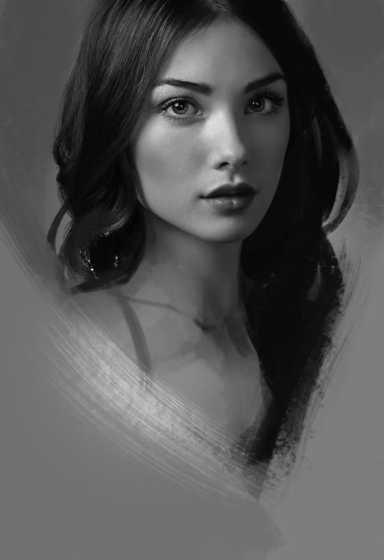Digital Painting - image 2 - student project