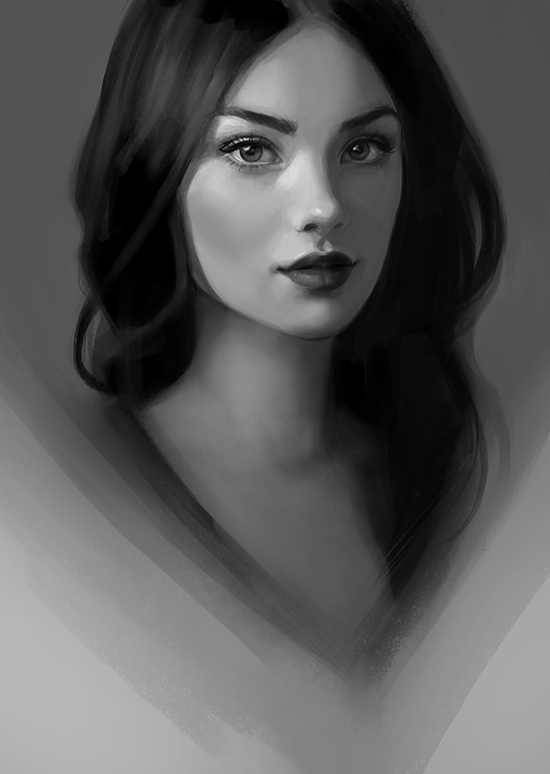 Digital Painting - image 5 - student project