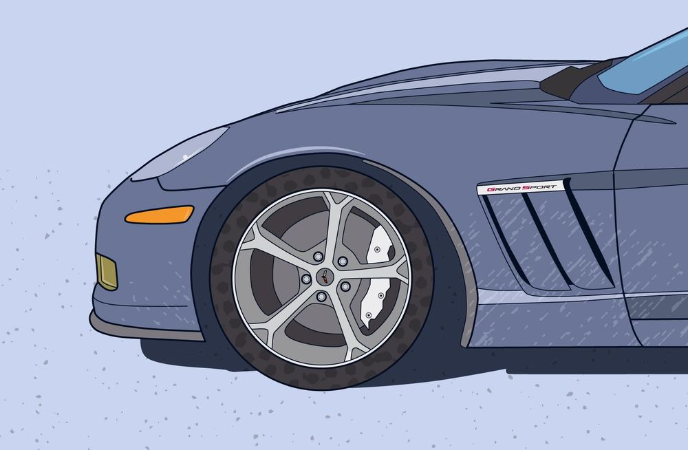 2011 Grand Sport Corvette - image 2 - student project
