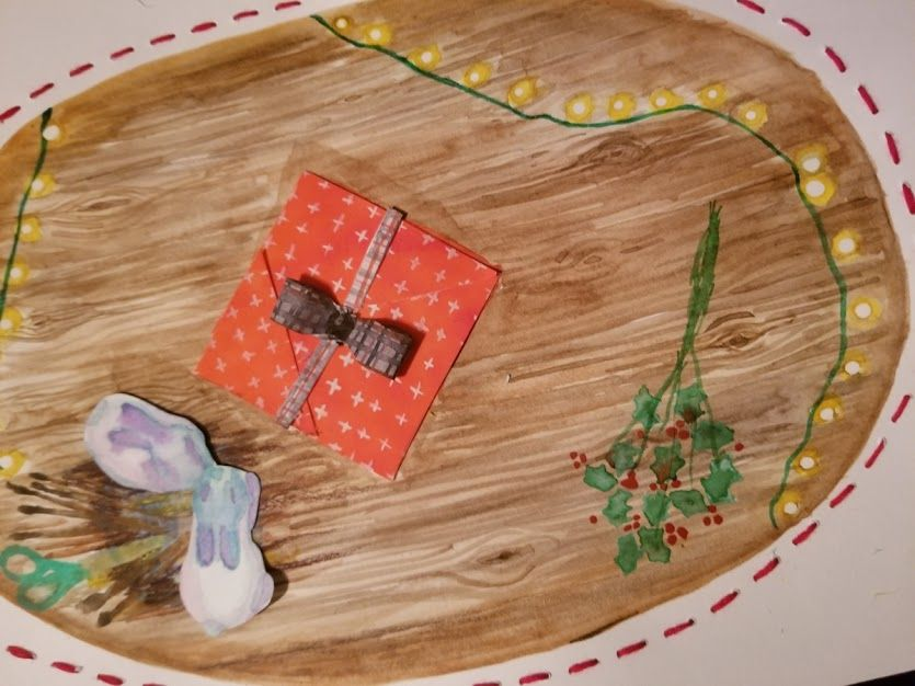 Christmas gift - image 1 - student project