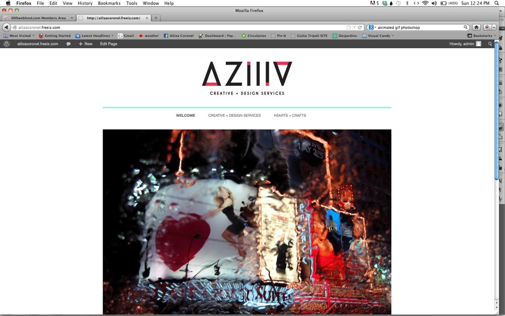 AZILIA | AILIZA - image 2 - student project