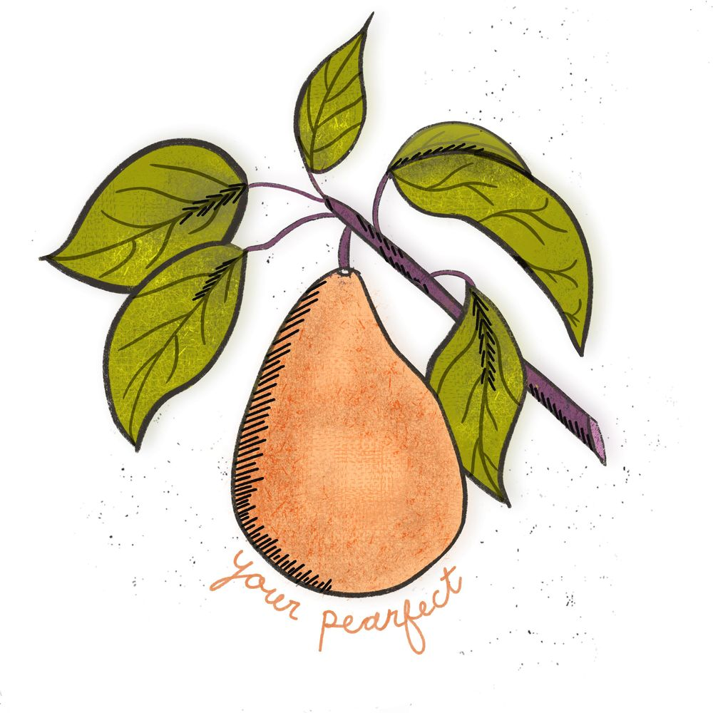 Pear-fect class! - image 1 - student project