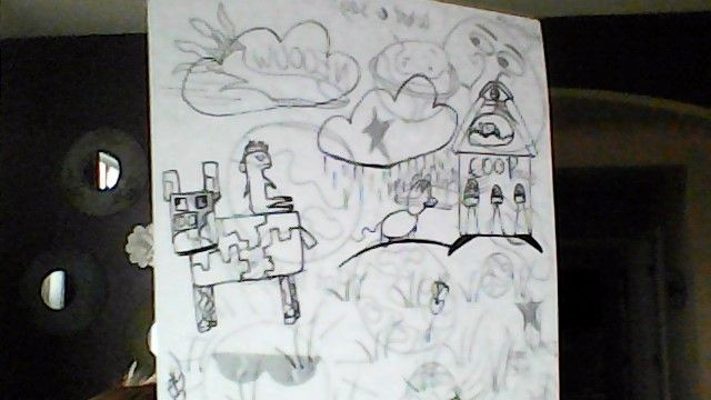 Doodles - image 1 - student project