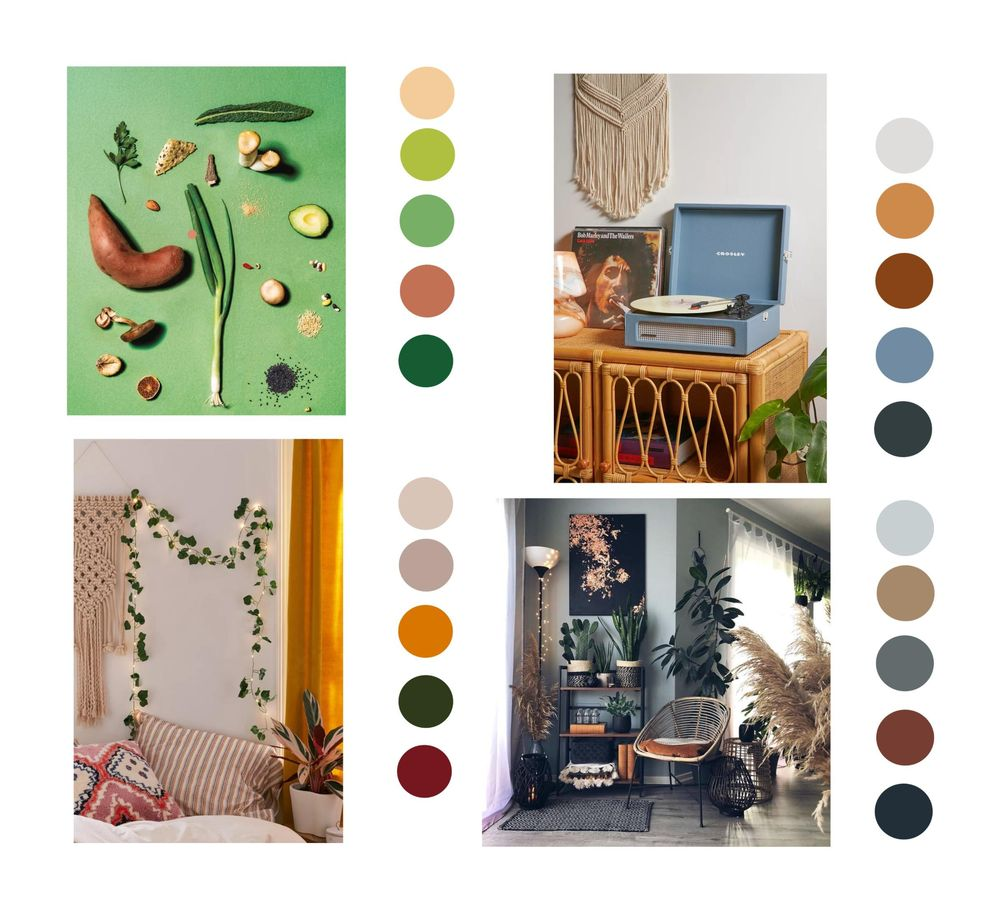 Palettes - image 1 - student project