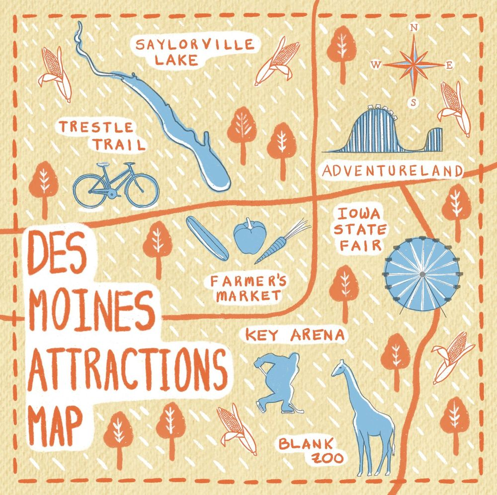Fun Maps! - image 3 - student project