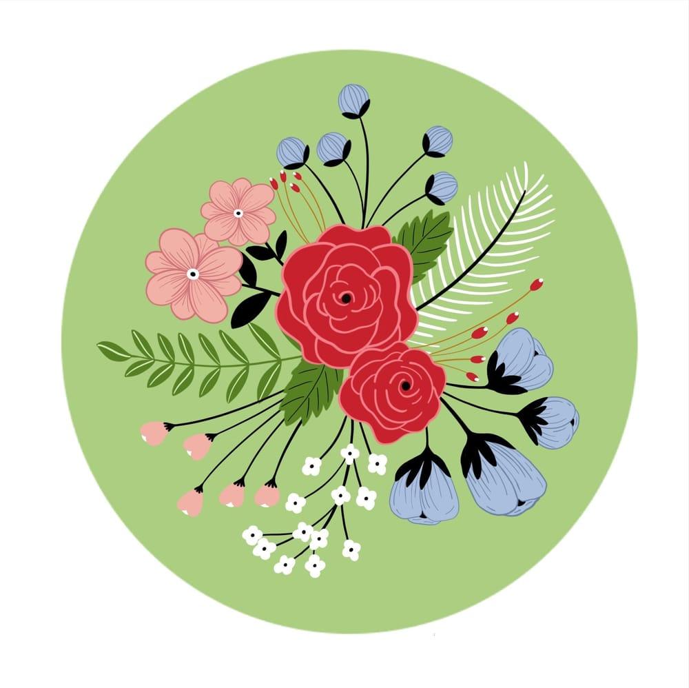 Botanical Florals - image 3 - student project
