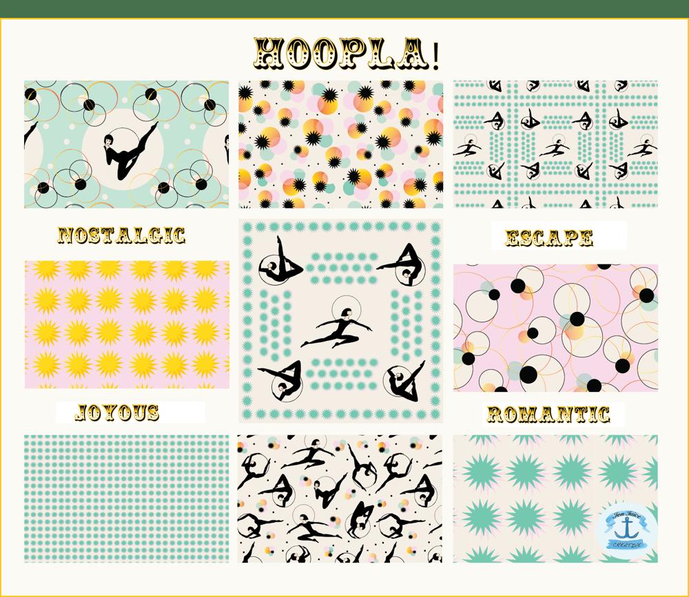 Master 5 Complex Patterns Workshop - image 6 - student project