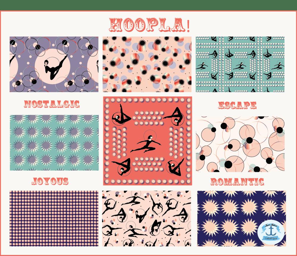 Master 5 Complex Patterns Workshop - image 7 - student project