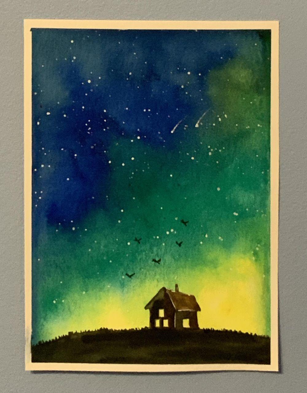 5 beautiful night skies - image 5 - student project